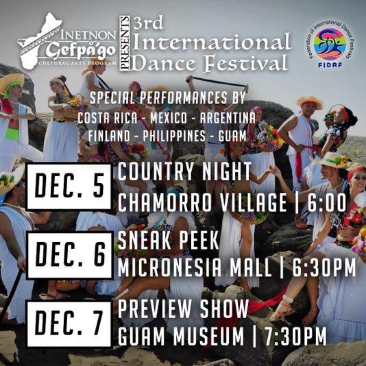 3rd International Dance Festival