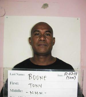 Tony Boone