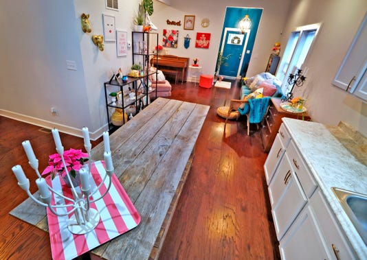 This Cute Airbnb Is Near Mass Ave