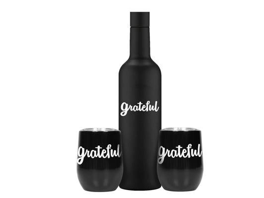 Buy 1 Get 1 50% Off Shatter-Proof Wine Set