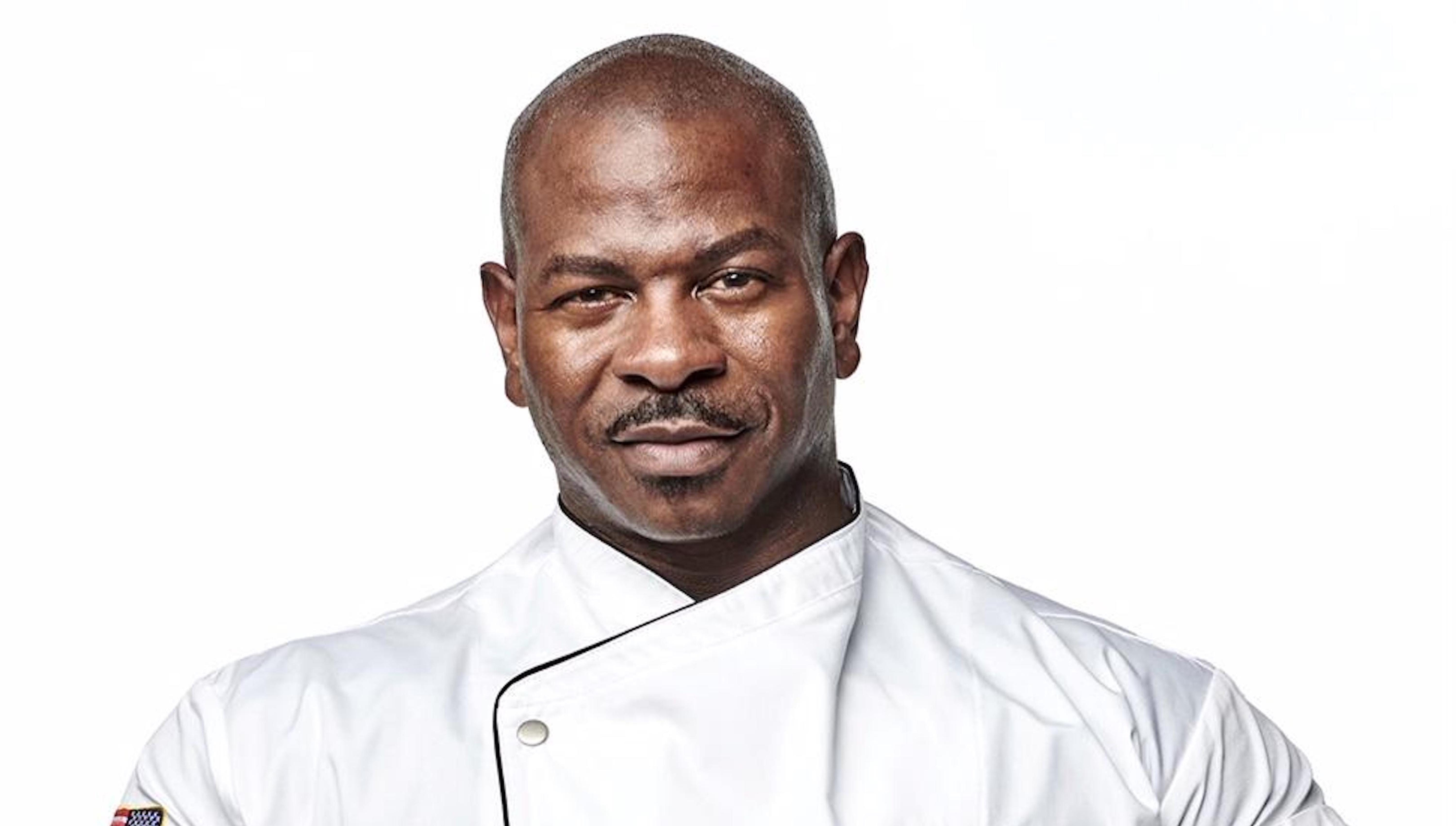 This Mississippi-born chef stayed true to himself. Now he cooks for President Trump.