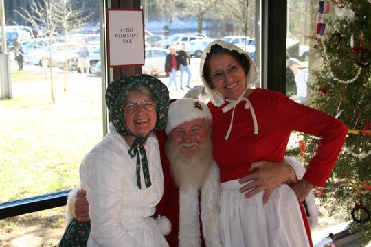 The Festival of Christmas Past is set for Saturday, Dec. 8.