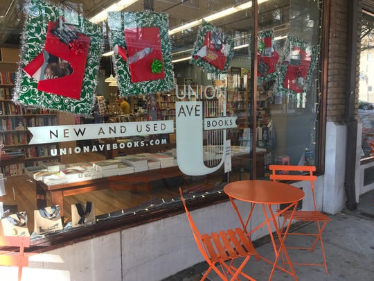 Ready for Christmas, Union Avenue Books has recently expanded.