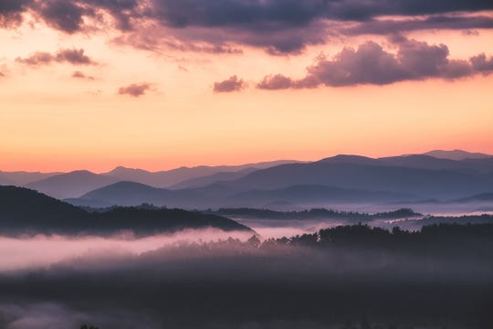 The Great Smoky Mountains ranked fifth on Airbnb's list of 19 destinations to visit in 2019, due to a sharp increase in the amount of searches and bookings for the region.