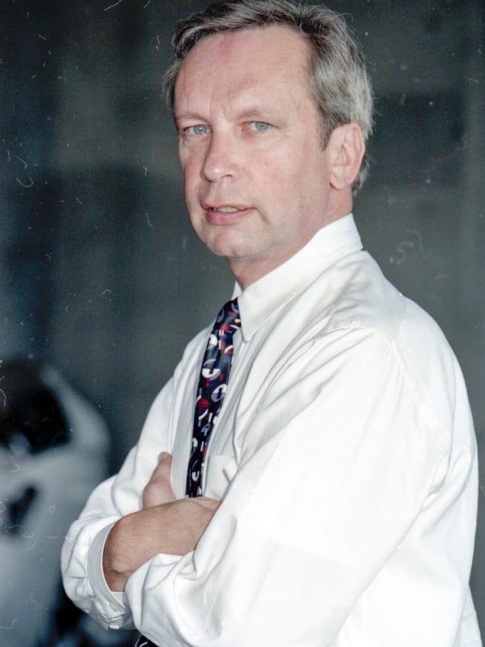 John Adams in 2000.