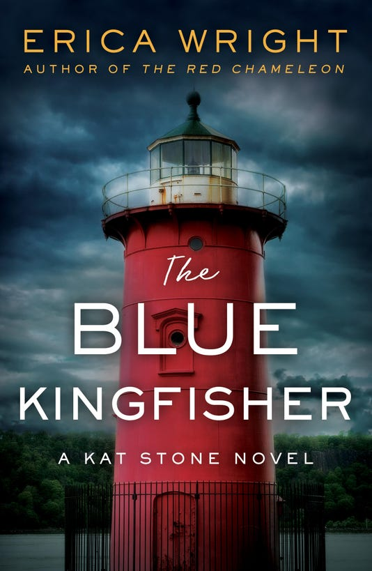 Blue Kingfisher Cover
