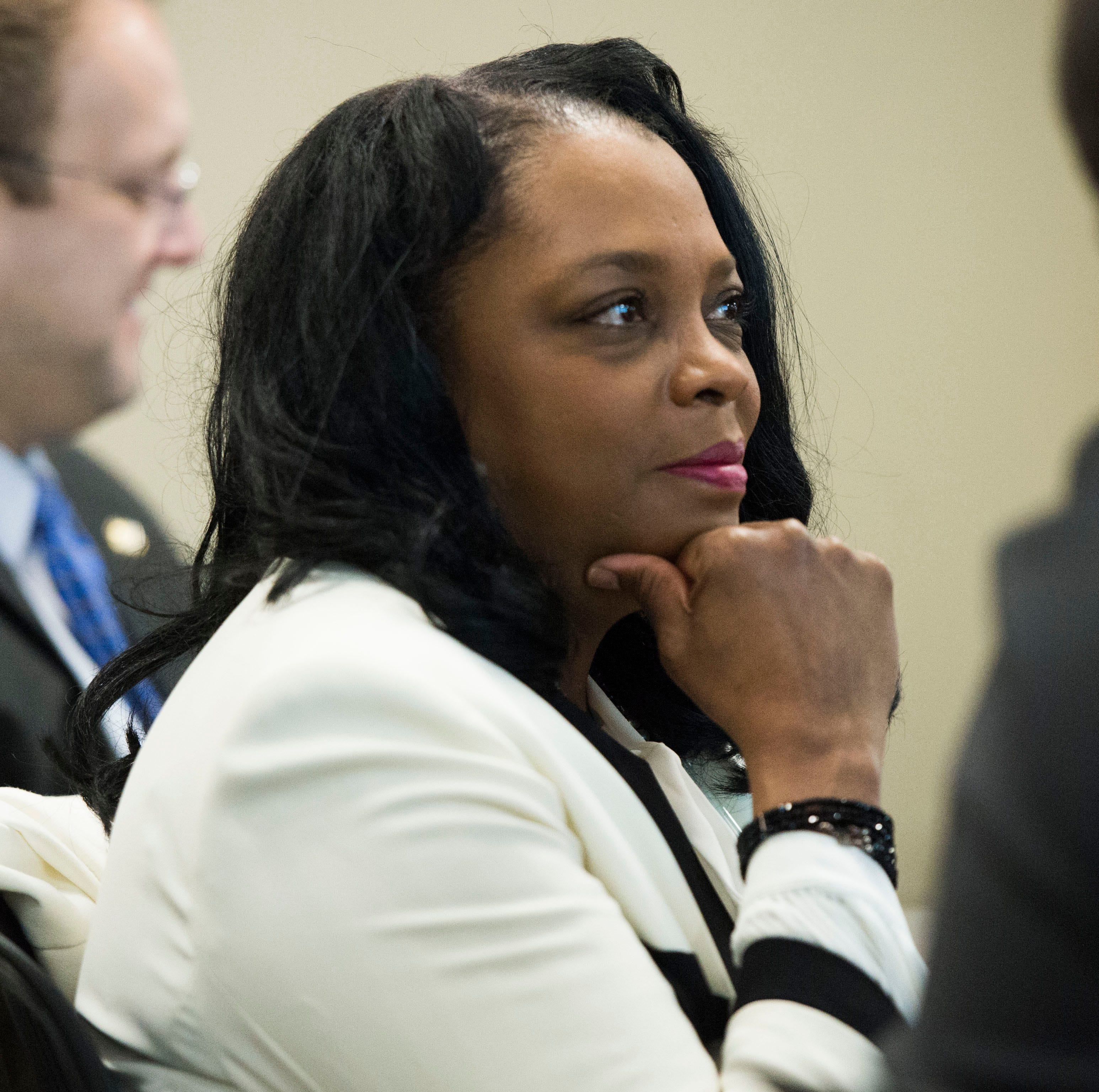Evelyn Gill keeps county commissioner job after law director closes ouster investigation