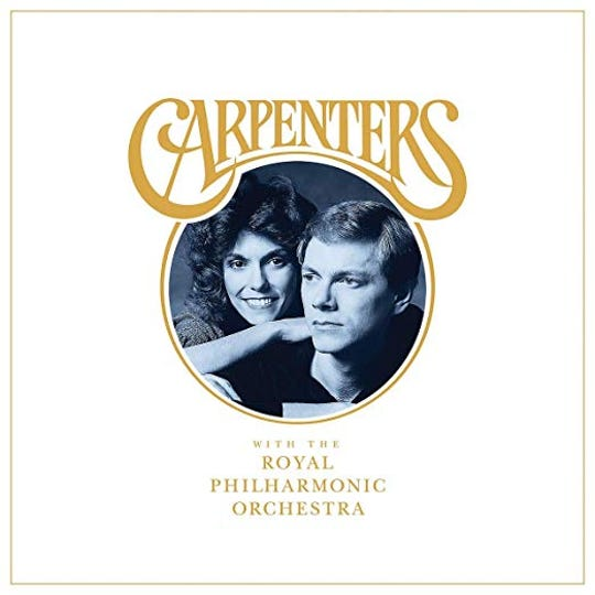 """Carpenters With the Royal Philharmonic Orchestra"""