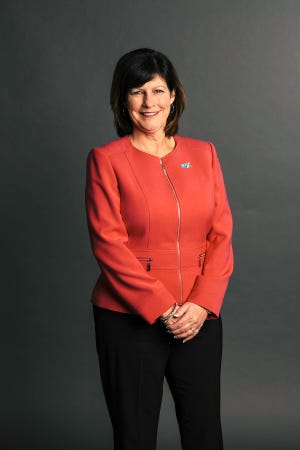 Julie Simon-Dronet, Market Vice President of the Acadiana operation of Cox's Southeast Region.