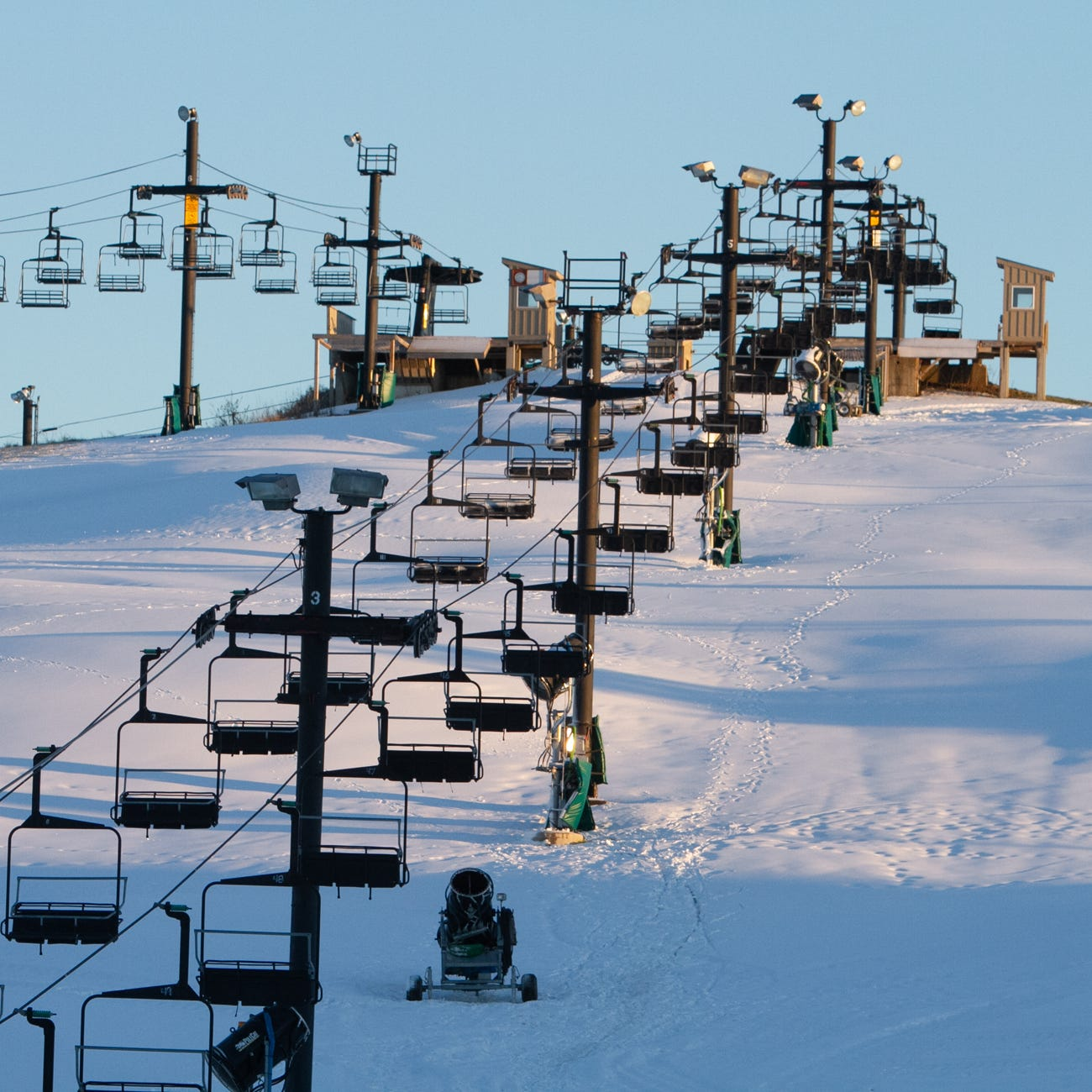 Mt. Brighton ski and snowboard area opens Saturday