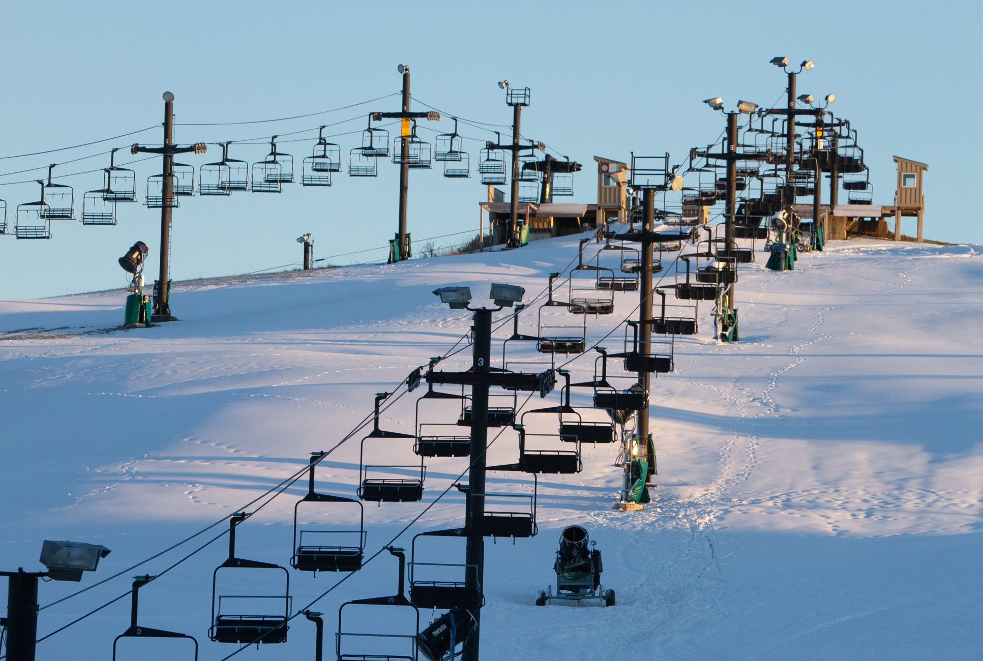 mt. brighton ski and snowboard area opens saturday