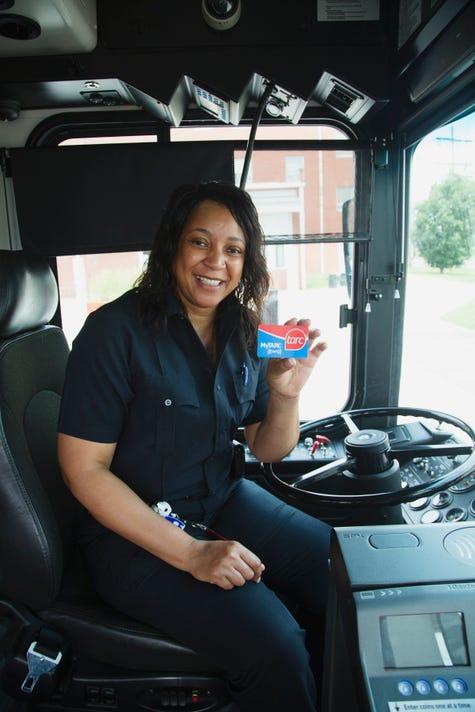 TARC driver Coretta Bryant