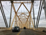 The Second Street bridge will stay open for March Madness on Thursday and Saturday nights.