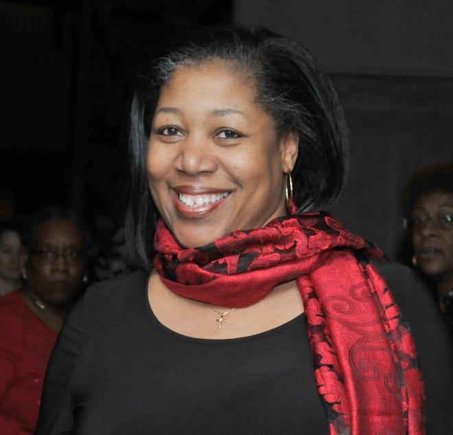 Felicia Garr is a volunteer with the Black Achievers Program