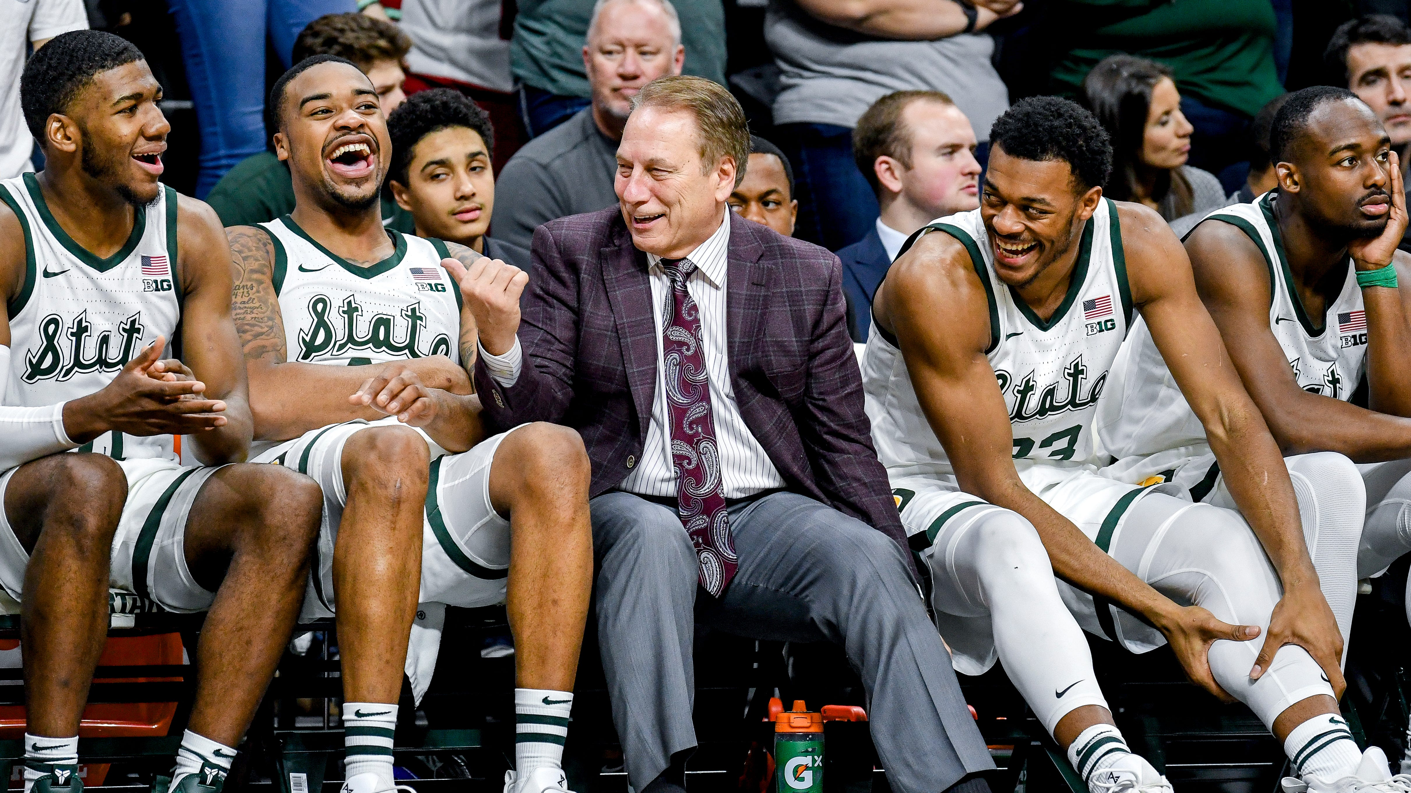 Msu Basketball Football Made Up Mailbag Tom Izzo S All Time Roster