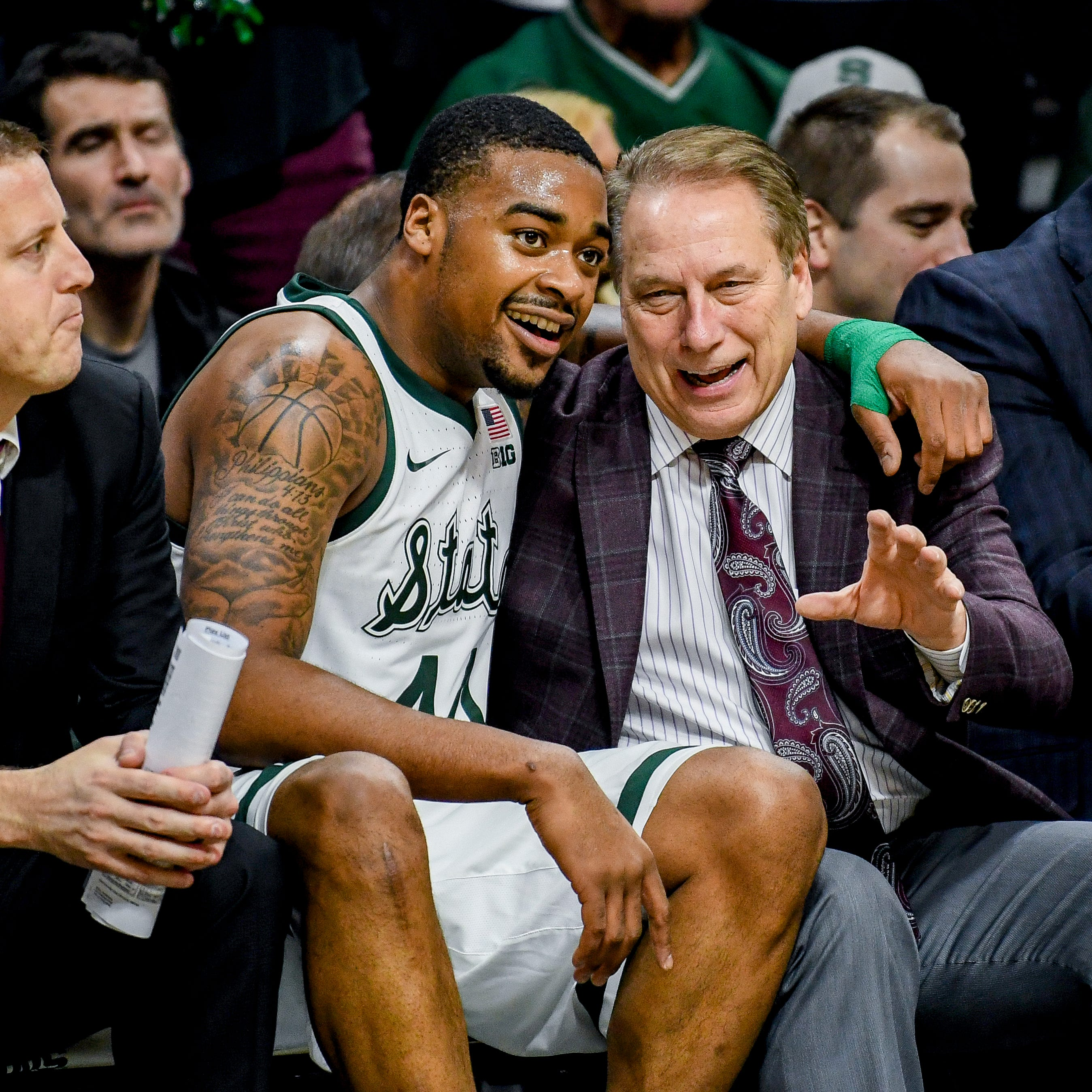 MSU basketball, football made-up mailbag: Why does Tom Izzo always lose recruits to Duke?