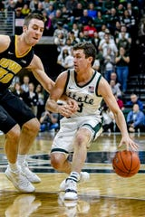 Michigan State's basketball team could use Foster Loyer to earn Tom Izzo's trust as its backup point guard. Fans would love to see Loyer let it loose from deep like he did in high school.