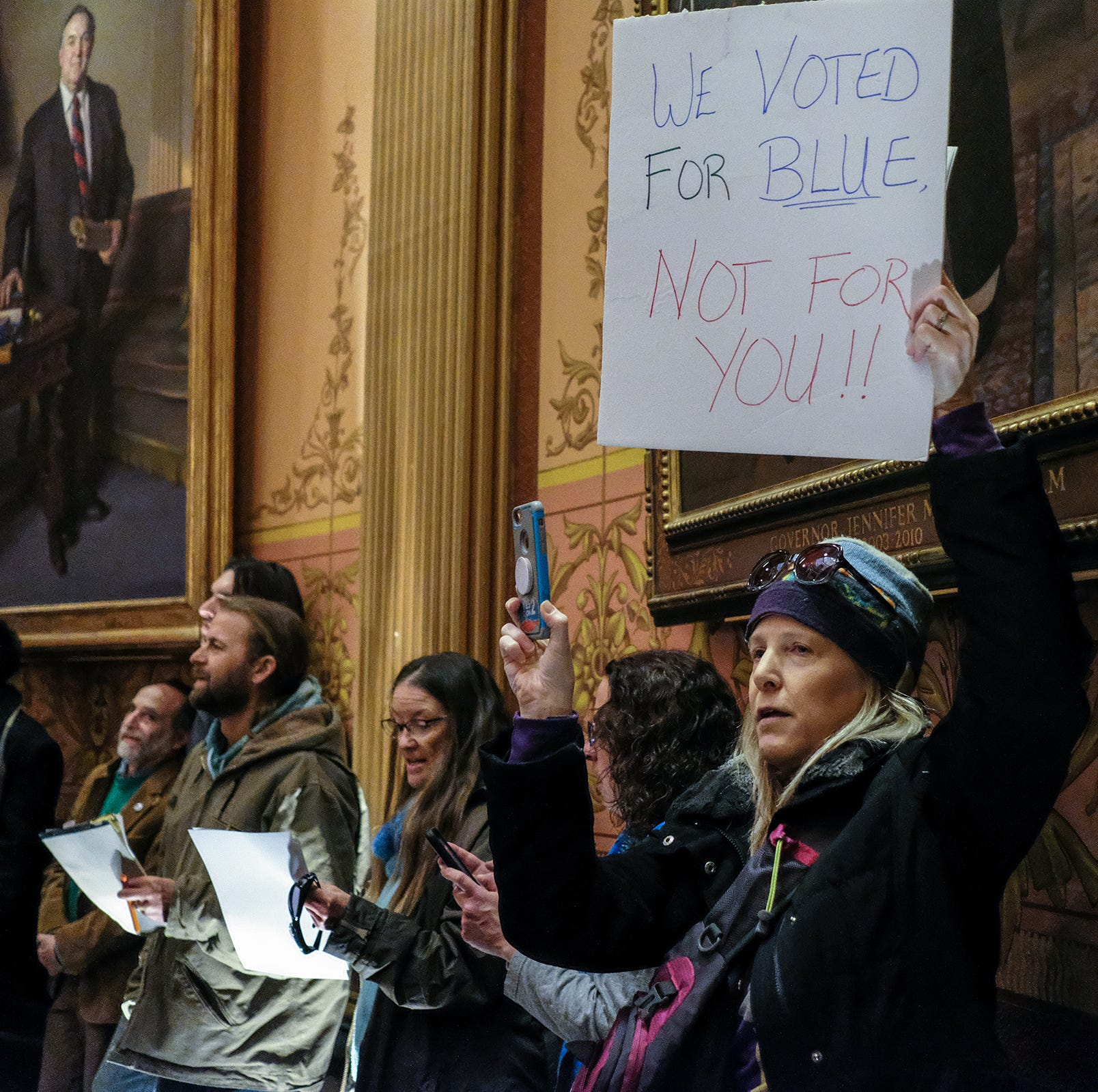 Readers on Flint water crisis and other Michigan lame-duck legislative mistakes
