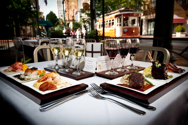 Flight Restaurant & Wine Bar was recognized as one of the top 100 fine dining restaurants for a 'big night out' by OpenTable.