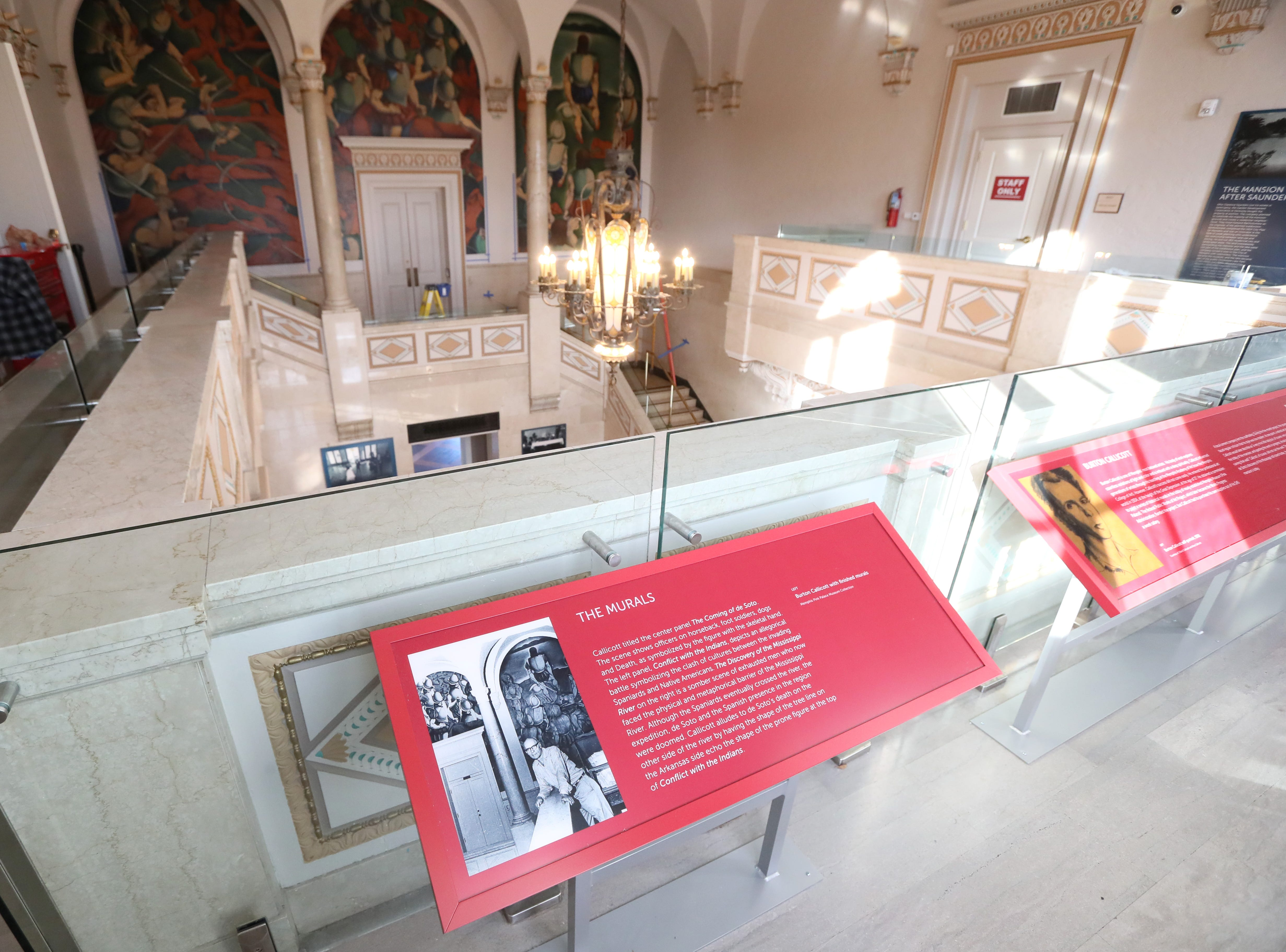 The Pink Palace Museum's nearly two-year renovation phase is completed with a restored Clyde Parke Miniature Circus, an original Piggly Wiggly replica store and a multi-million dollar overhaul, set to re-open the original mansion space to the public with a VIP reception on Wednesday, Dec. 5, 2018.