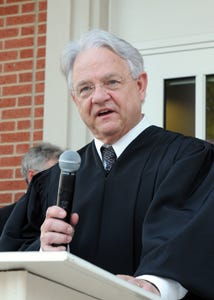 Collierville Municipal Judge William Craig Hall