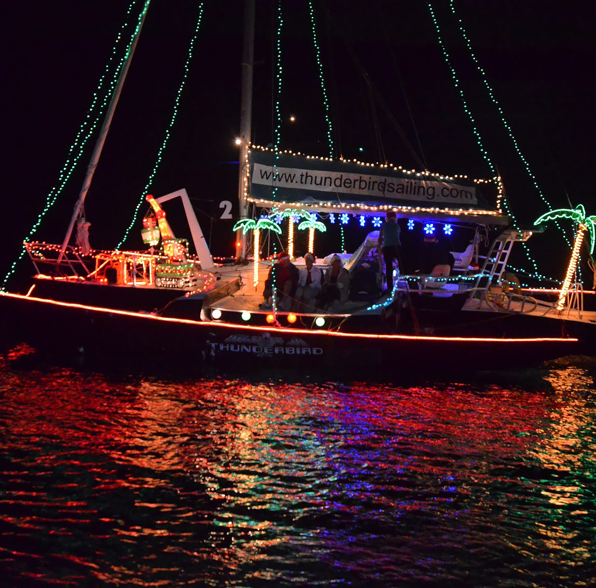 WOW To Do List: Holiday boat parade, movie in the park and more