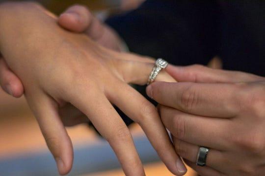 'Tis the season to get engaged.