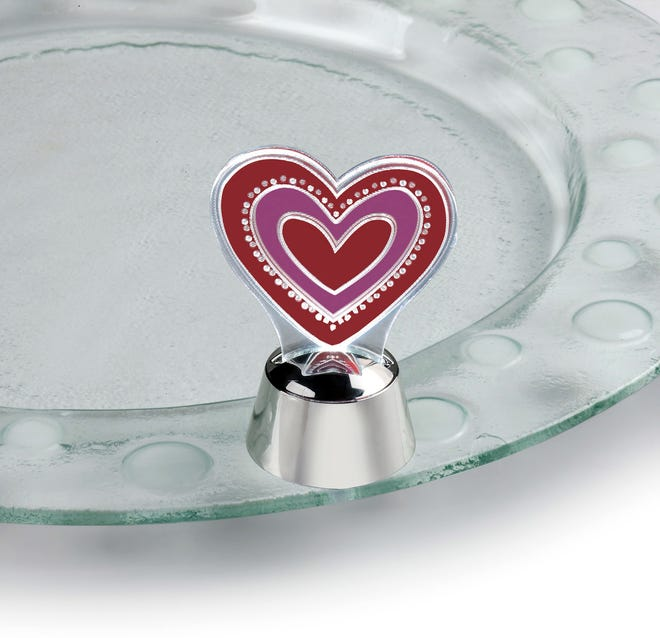 Valentine's Day, wedding showers anniversaries could all use this Pop In.