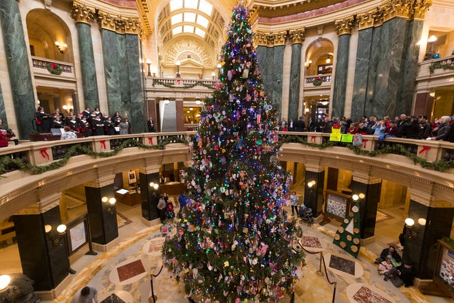 Wis Christmas Eve Service 2020 Things to do in Madison during the holidays