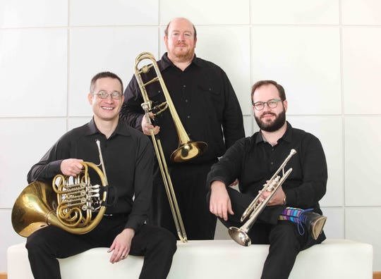 The Black Bayou Brass Holiday Concert is Thursday.