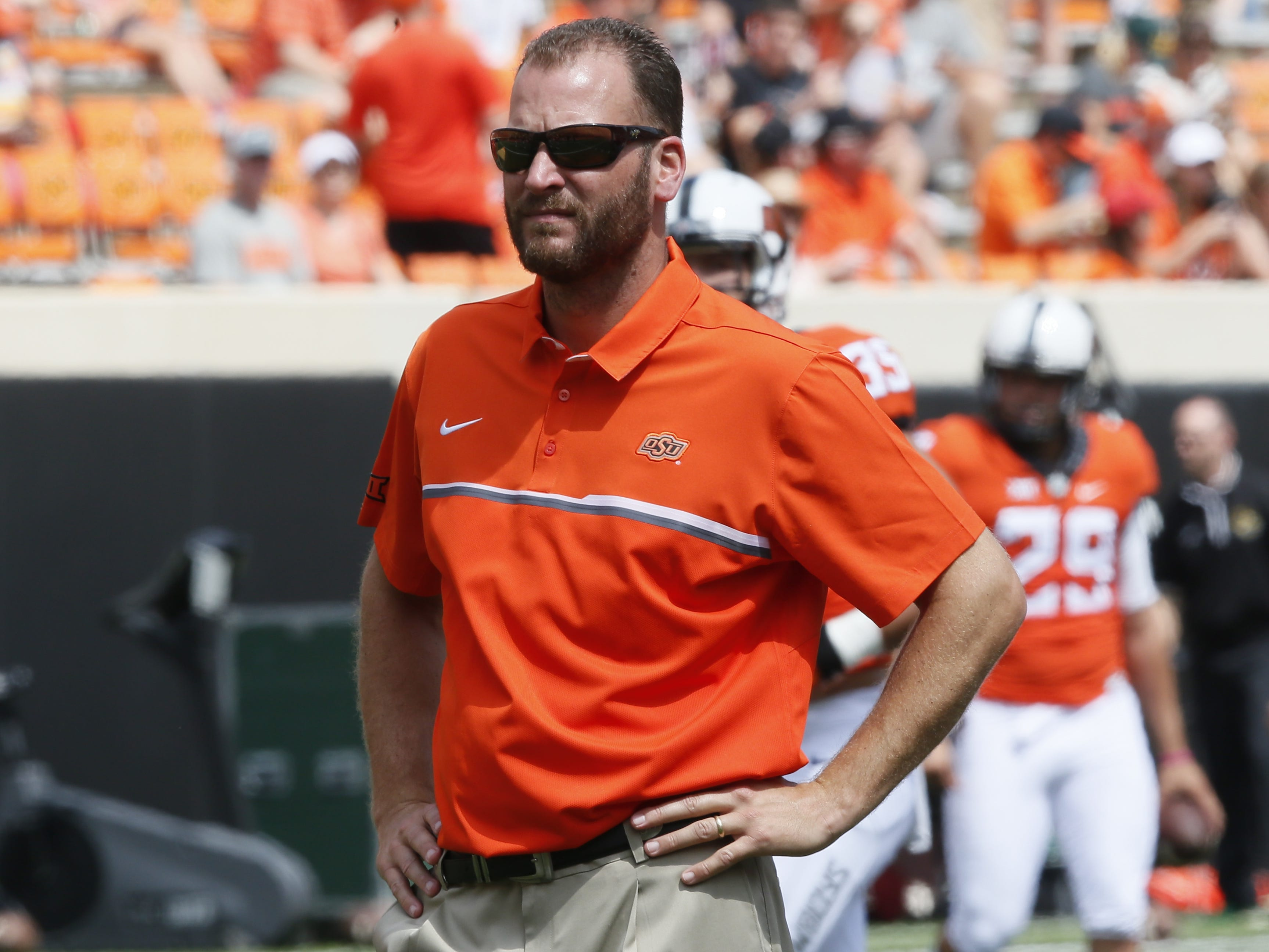 What we know: Mike Yurcich tamps down rumblings of move to Tennessee