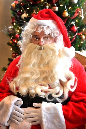 Sid Heffington is dressing up as Santa and going to homes for kids with sensory issues or special needs.