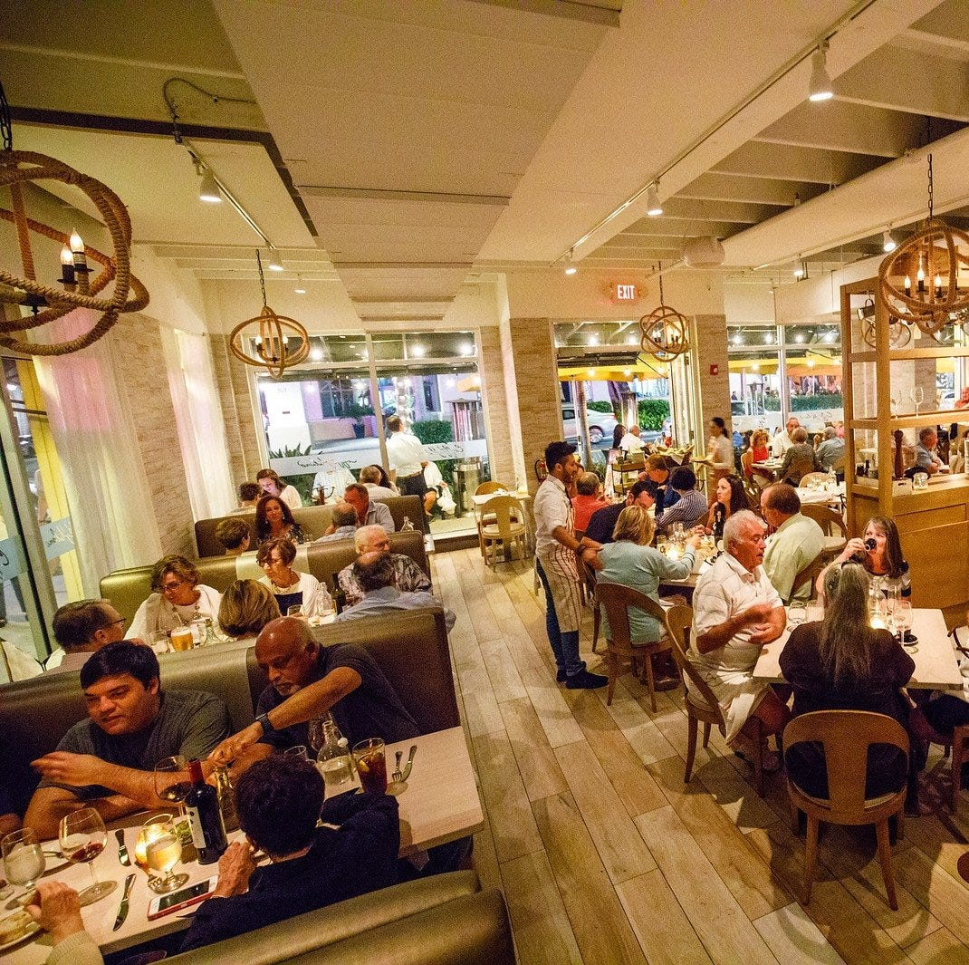 Caffé Milano in Naples makes TripAdvisor's top 25 list of best restaurants for everyday dining