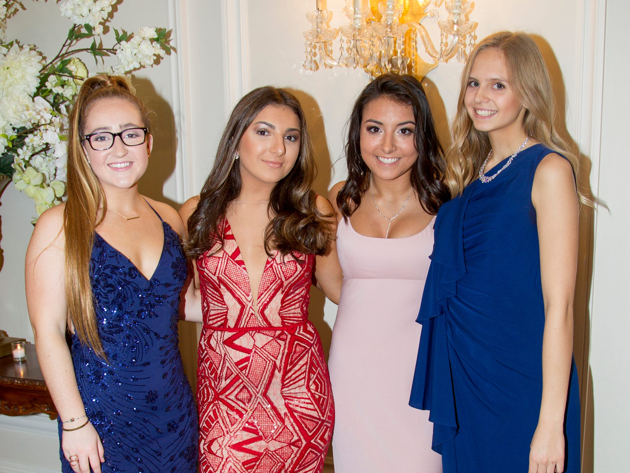 Immaculate Heart Academy held its annual Fashion Show fundraiser at Florentine Gardens in River Vale. 12/02/2018
