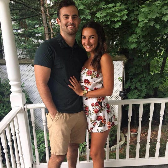 Ryan Moore is in critical condition while Jenna Passero suffered serious injuries after they were in a severe collision near The College of New Jersey early Dec. 2