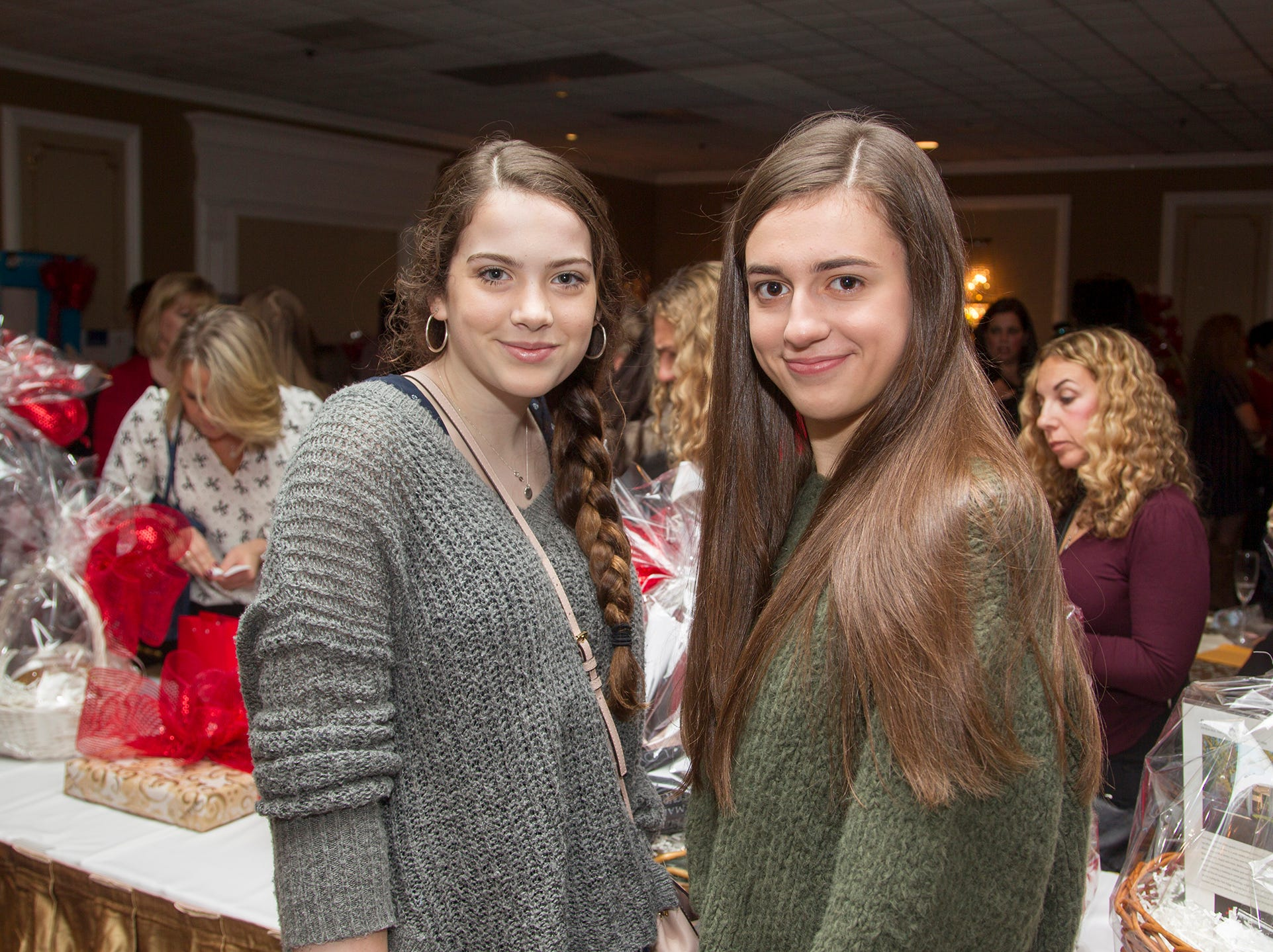 Alexandria, Elizabeth. Immaculate Heart Academy held its annual Fashion Show fundraiser at Florentine Gardens in River Vale. 12/02/2018
