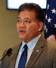 Las Cruces Mayor Ken Miyagishima.