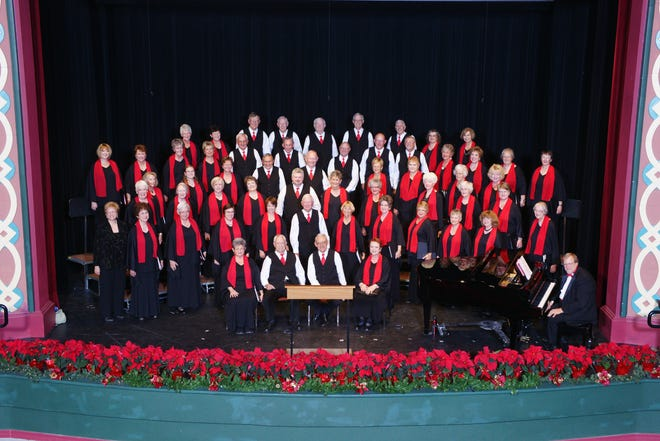 The Mesilla Valley Chorale, directed by Nancy Ritchey, presents Ring Those Bells, a holiday concert Sunday Dec. 9.