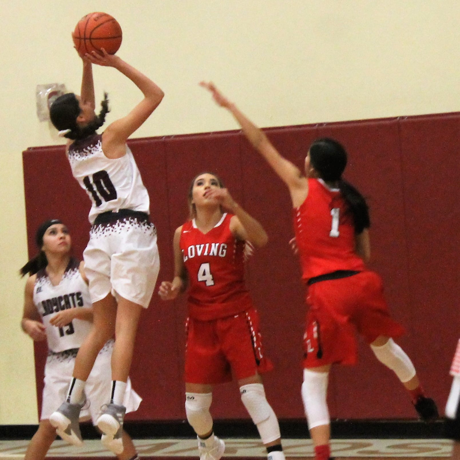 Tularosa Lady Wildcats have high hopes for season