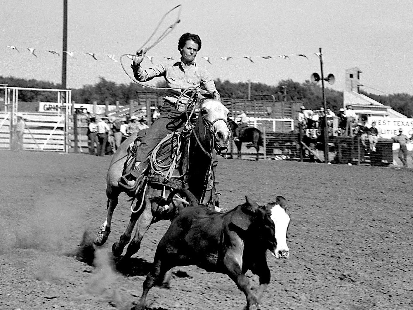 Keithley's Korner: 'Powder Puff and Spurs Chronicles' Women in Pro Rodeo