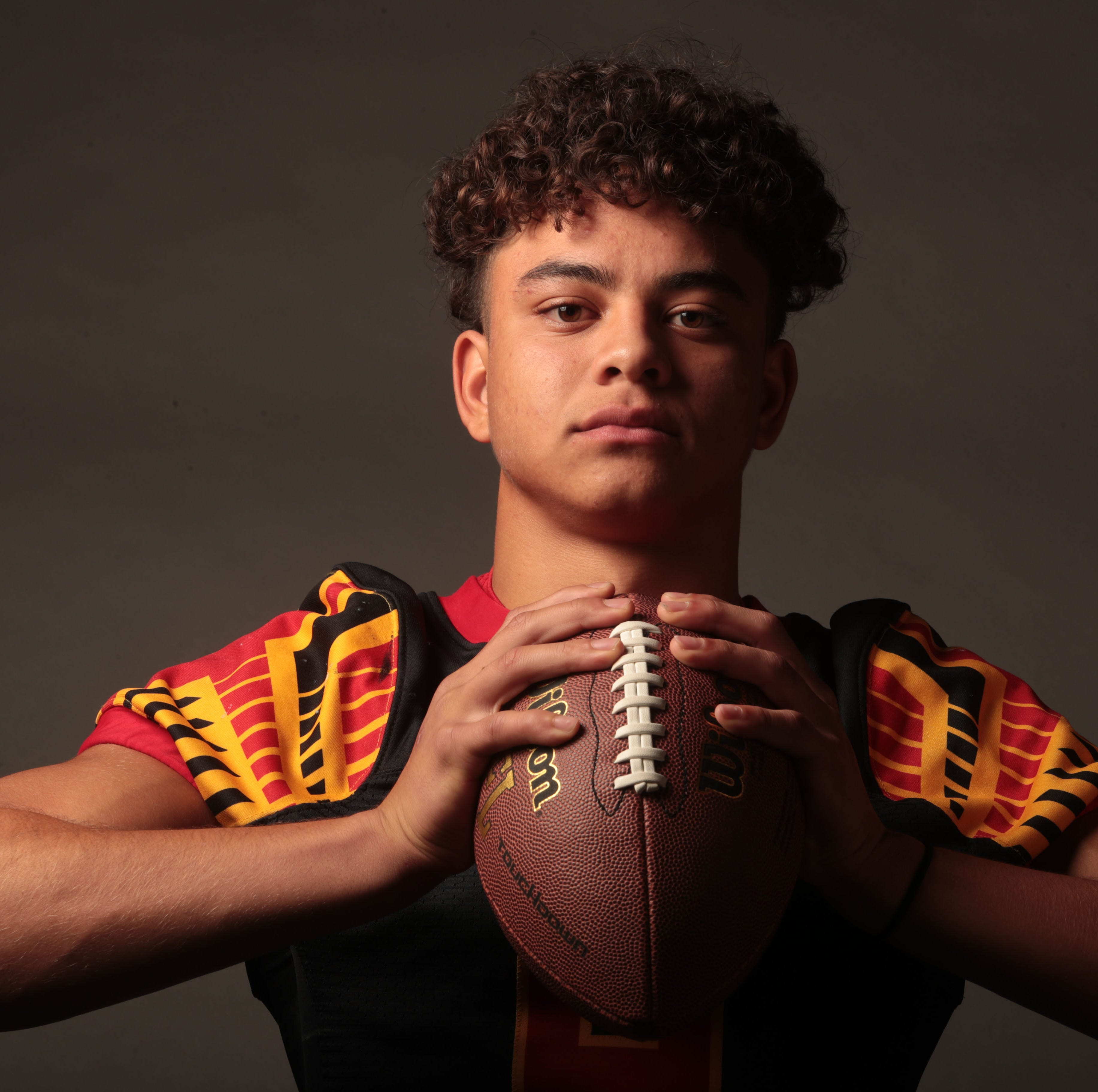 The Desert Sun's Defensive Player of the Year: Honore Solomon, Palm Desert linebacker