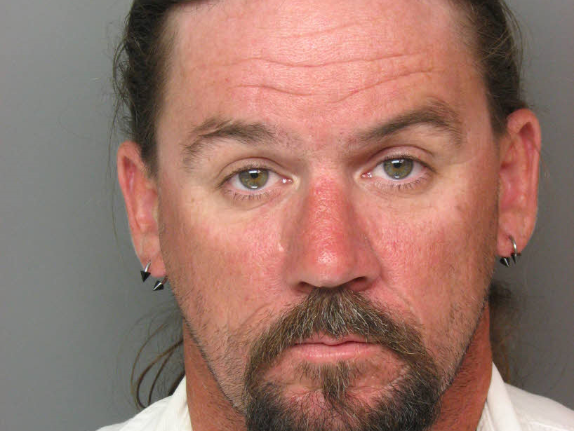 William Shelley, born on 9/2/1974, 5-foot-10, wanted for contempt of court, simple possession.