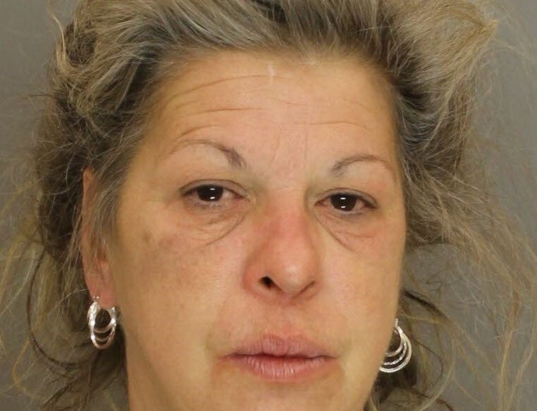 Karen Hoff, born on 11/29/1965, 5-foot-6, wanted for DUI (second offense)