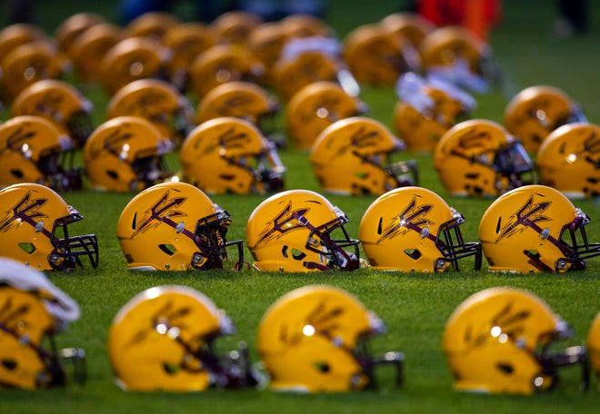 ASU football's 2019 schedule is out.