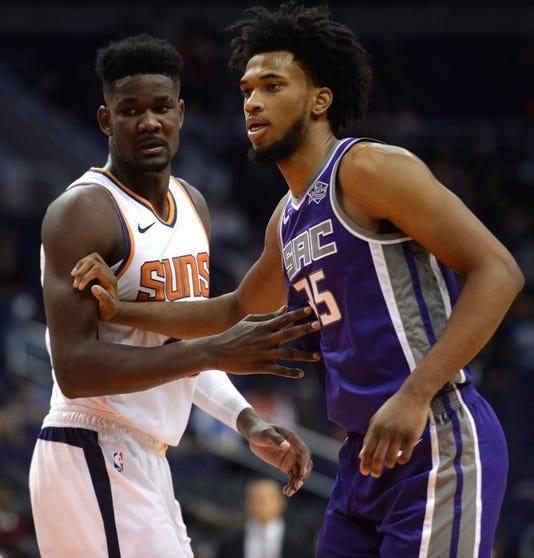 Nba Preseason Sacramento Kings At Phoenix Suns