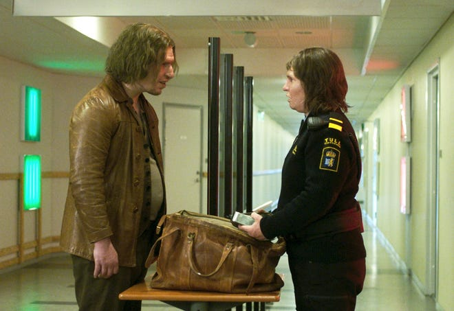 "Eero Milonoff and Eva Melanderstar in ""Border."""