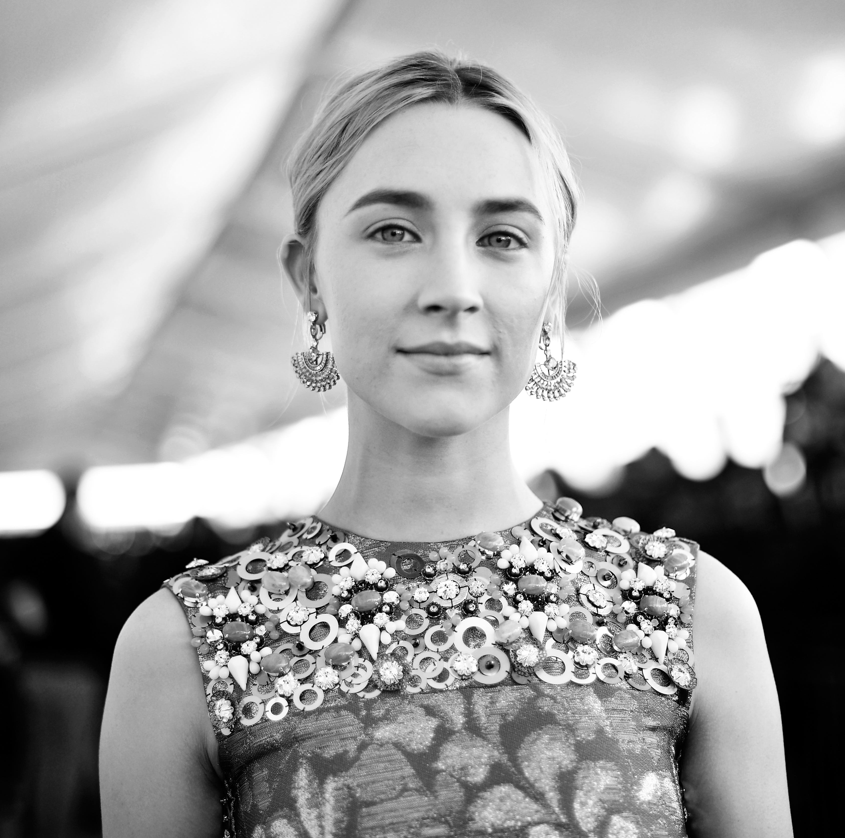 Actress Saoirse Ronan attends the 2018 Film Independent Spirit Awards on March 3, 2018 in Santa Monica, California.