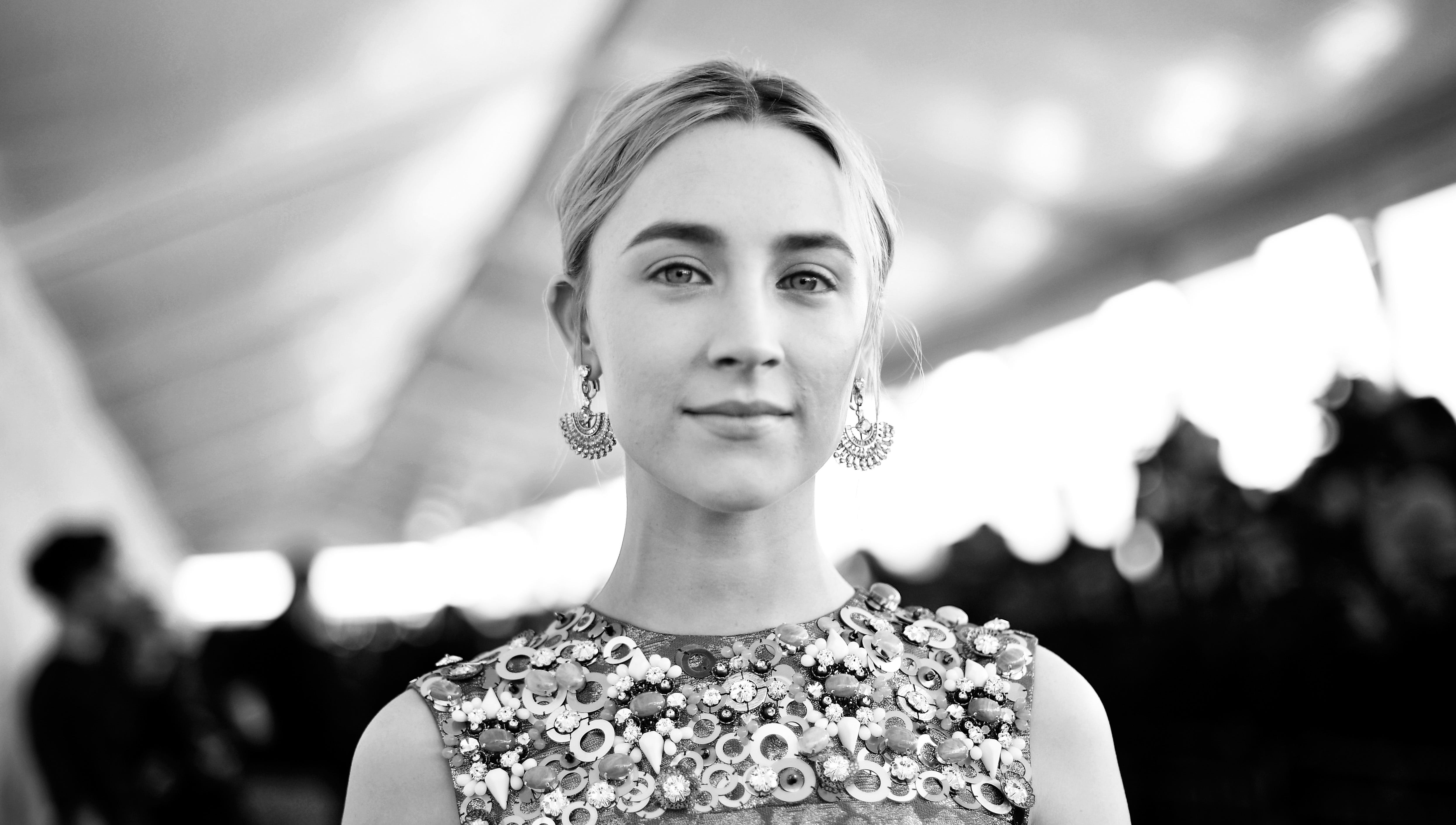 Saoirse Ronan is from New York?! So that's why she's so good at accents