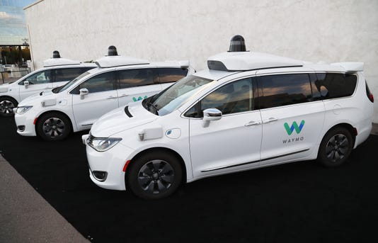 Waymo One
