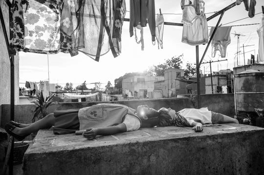 """Roma"" looks at life in Mexico City in the 1970s."